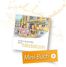 Mini-Buch Mediation - Evelin Pusch